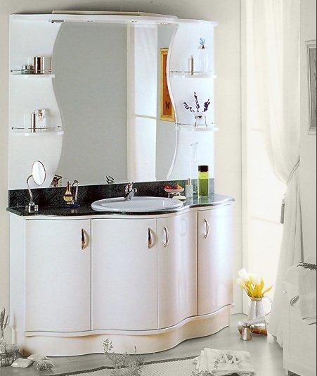 Мебель для ванной в домашних условиях